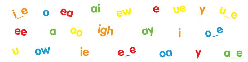 how to teach vowel teams